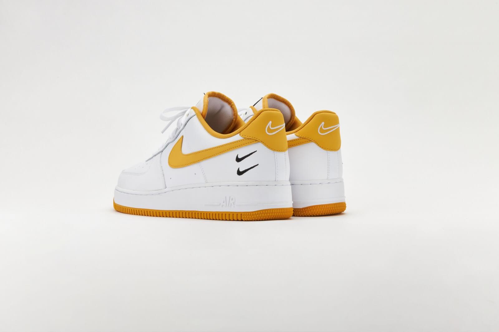 Nike Air Force 1 '07 White/Light Ginger-Black