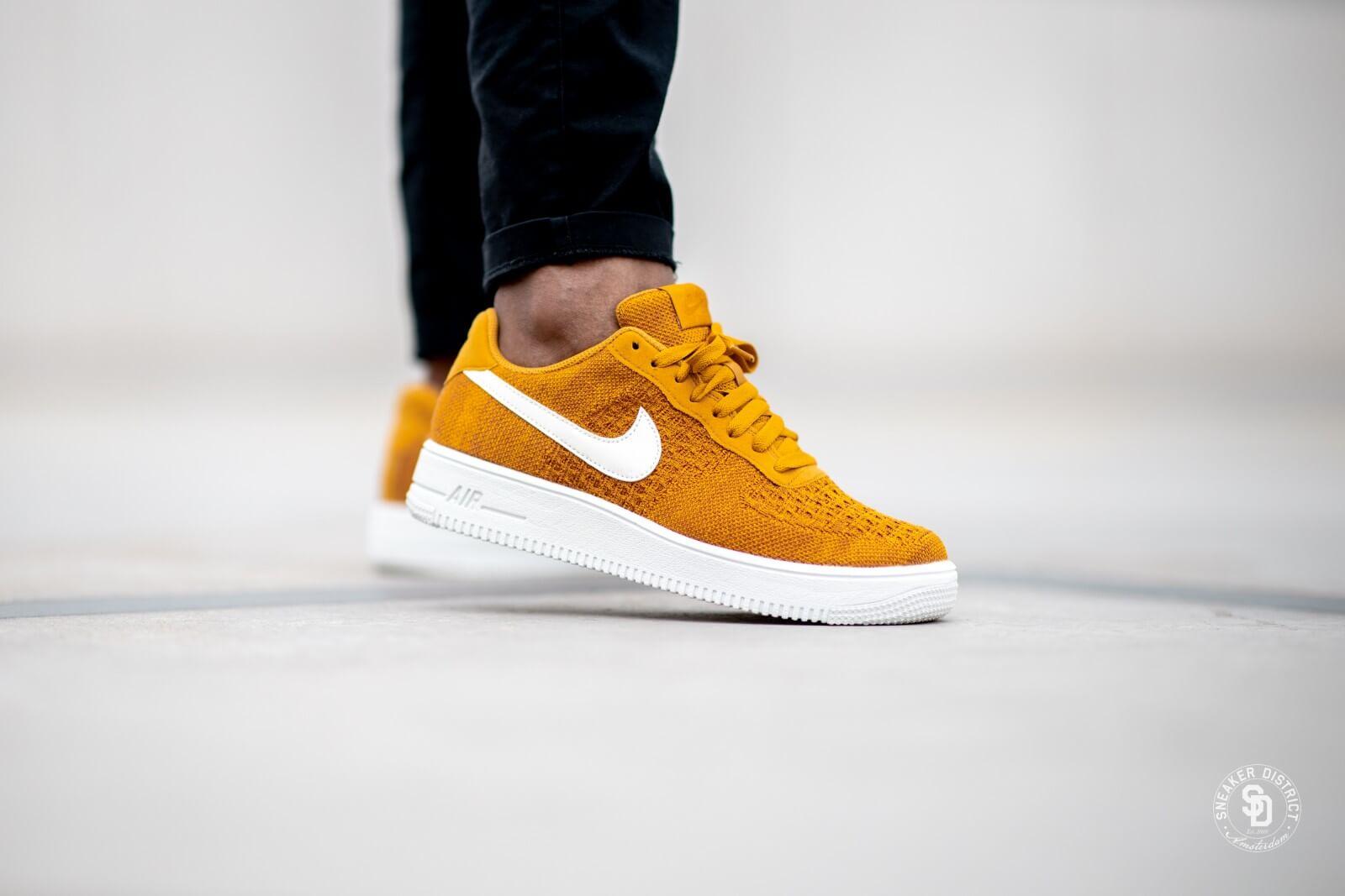 Nike Air Force 1 Suede Brown