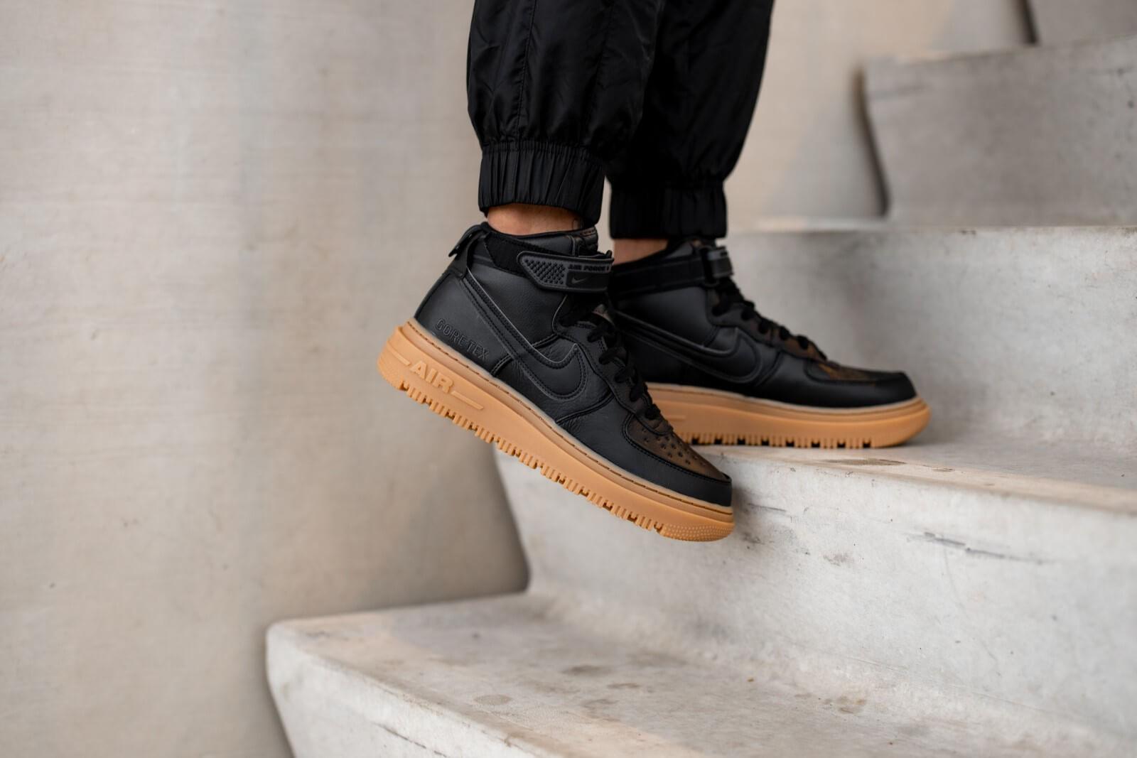 Nike Air Force 1 GTX Gore-Tex Boot Black/Gum