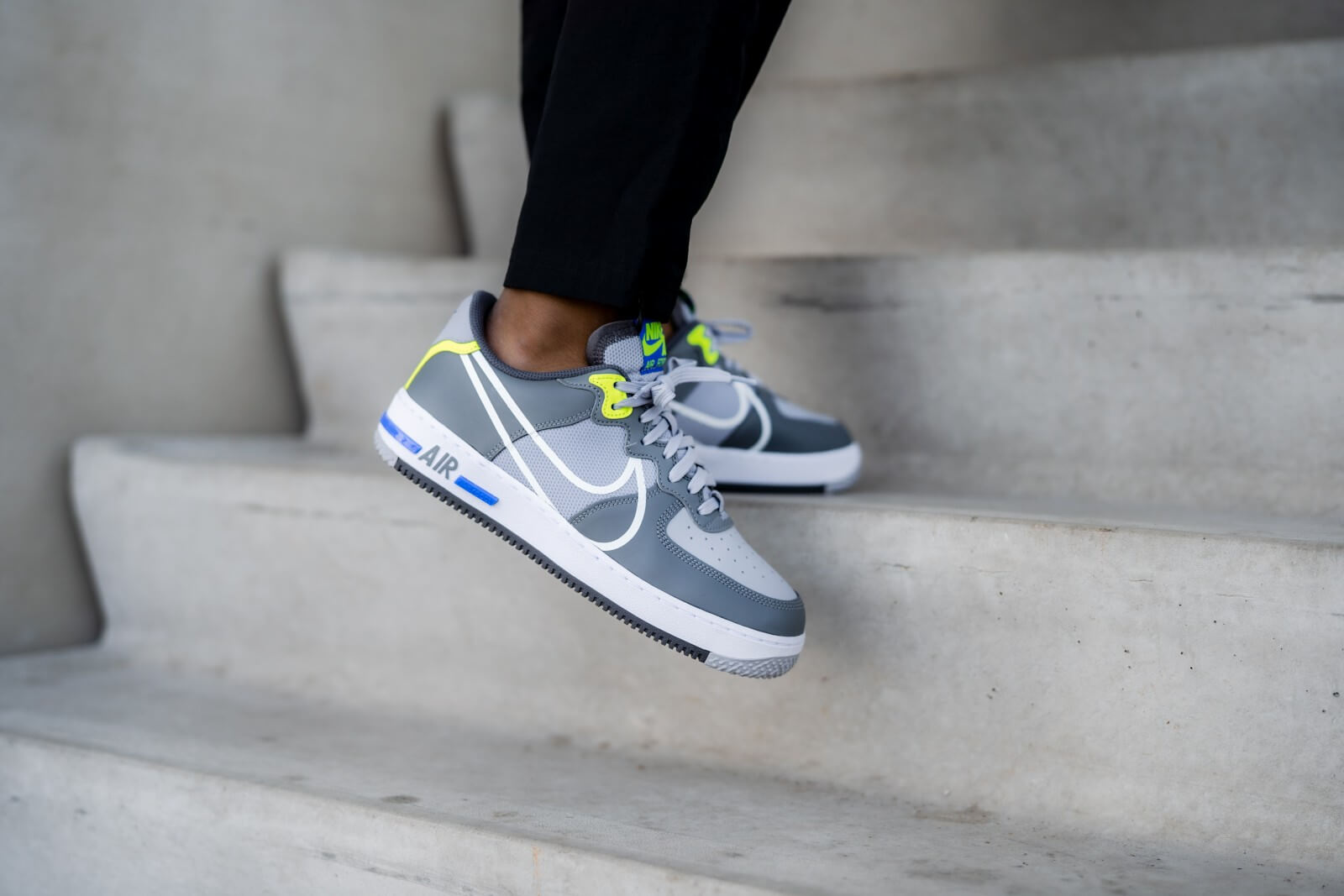 nike air force react homme