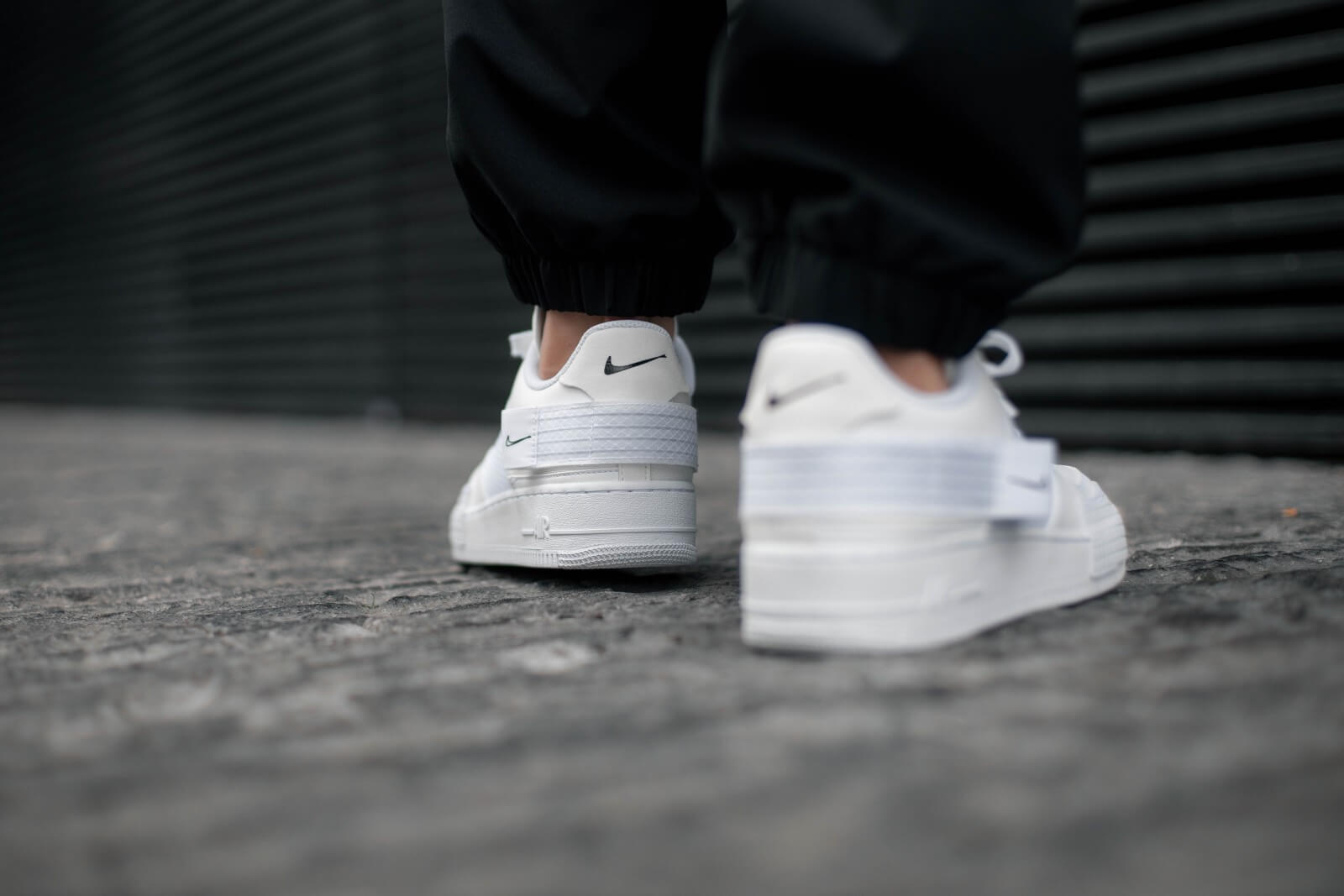 Nike Air Force 1 Type White/White - CQ2344-101