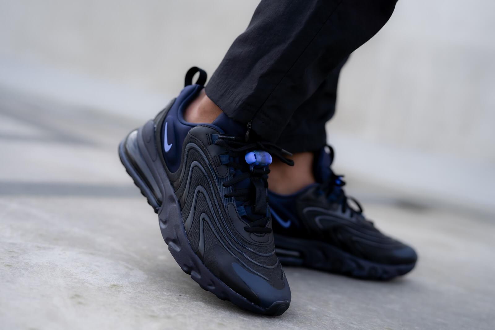 Nike Air Max 270 React Eng Black Sapphire Cd0113 001