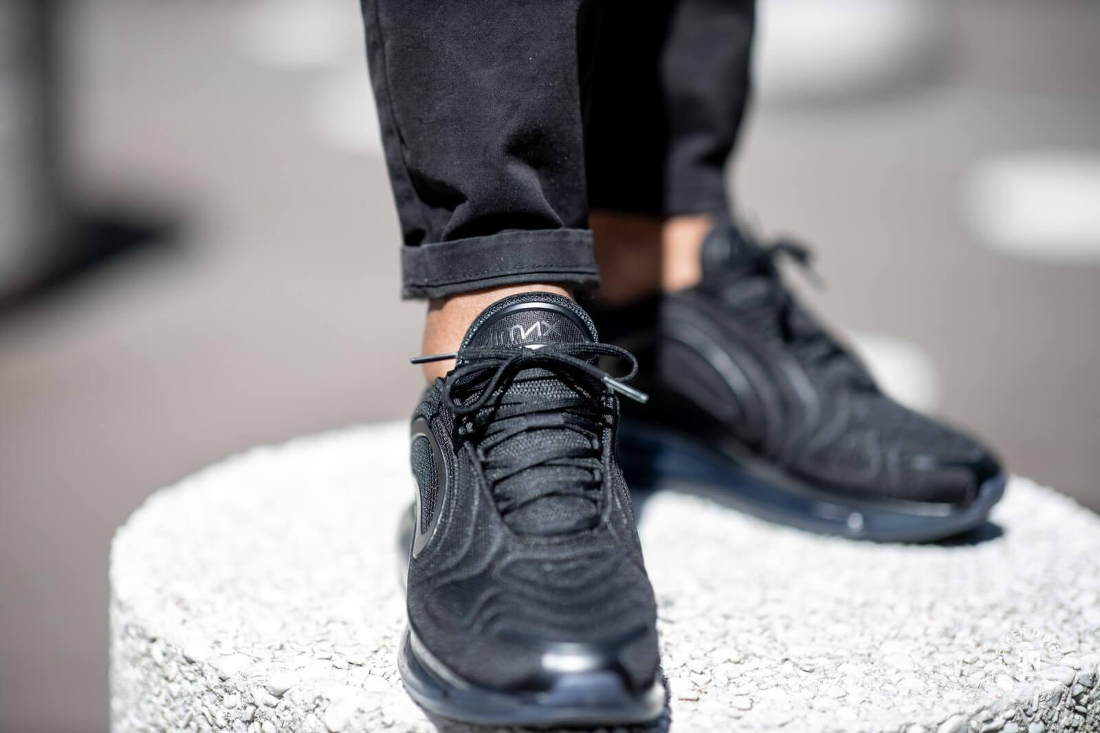 Nike Air Max 720 Black/Anthracite