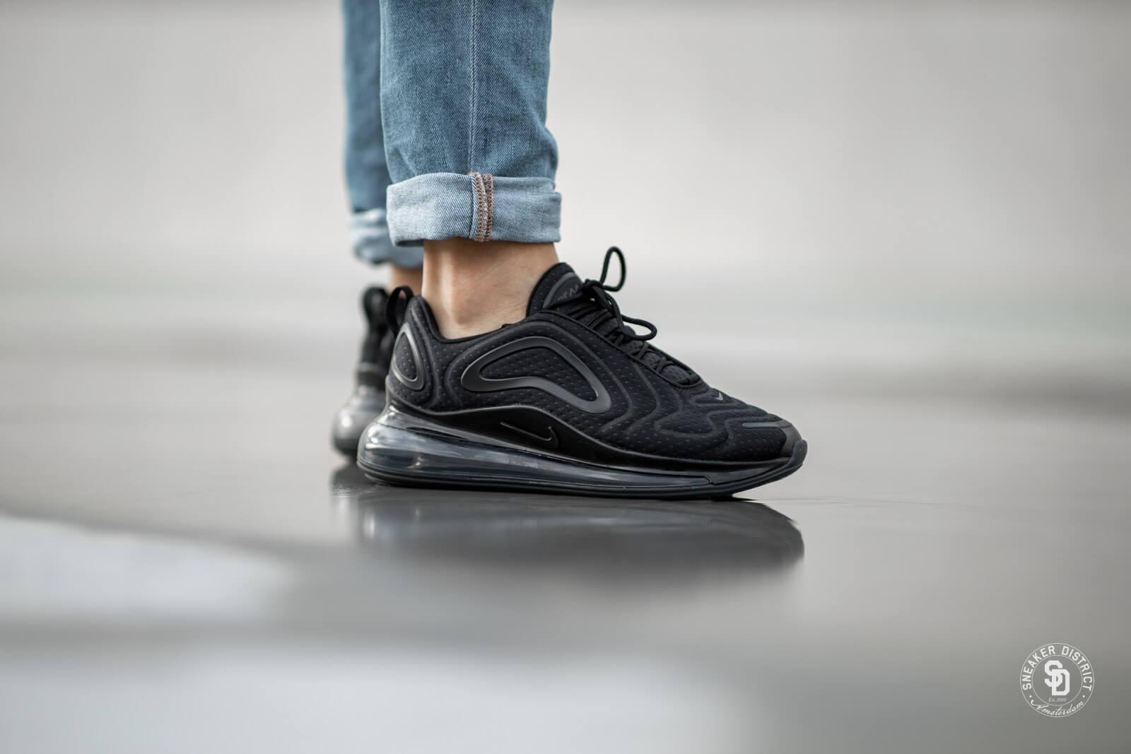 Nike Air Max 720 Black/Black - AO2924-015