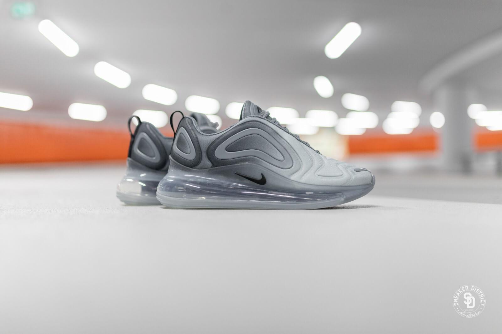Nike Air Max 720 Cool Grey/Black-Wolf Grey