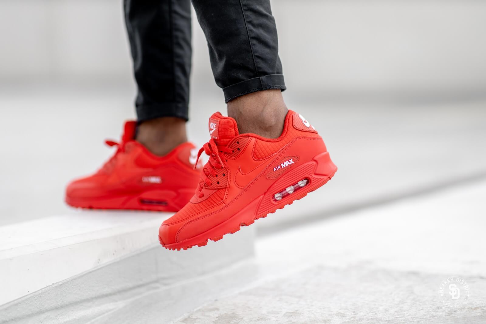 nike air max 90 rood dames