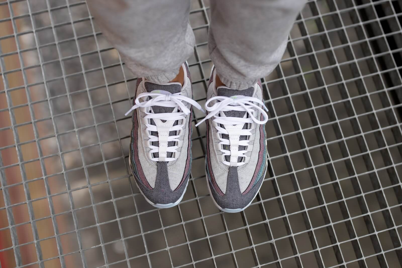 Nike Air Max 95 Recycled Canvas Vast