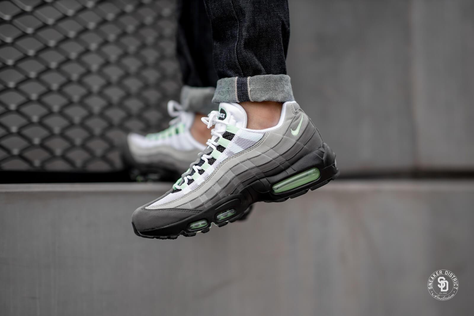 Nike Air Max 95 White/Fresh Mint