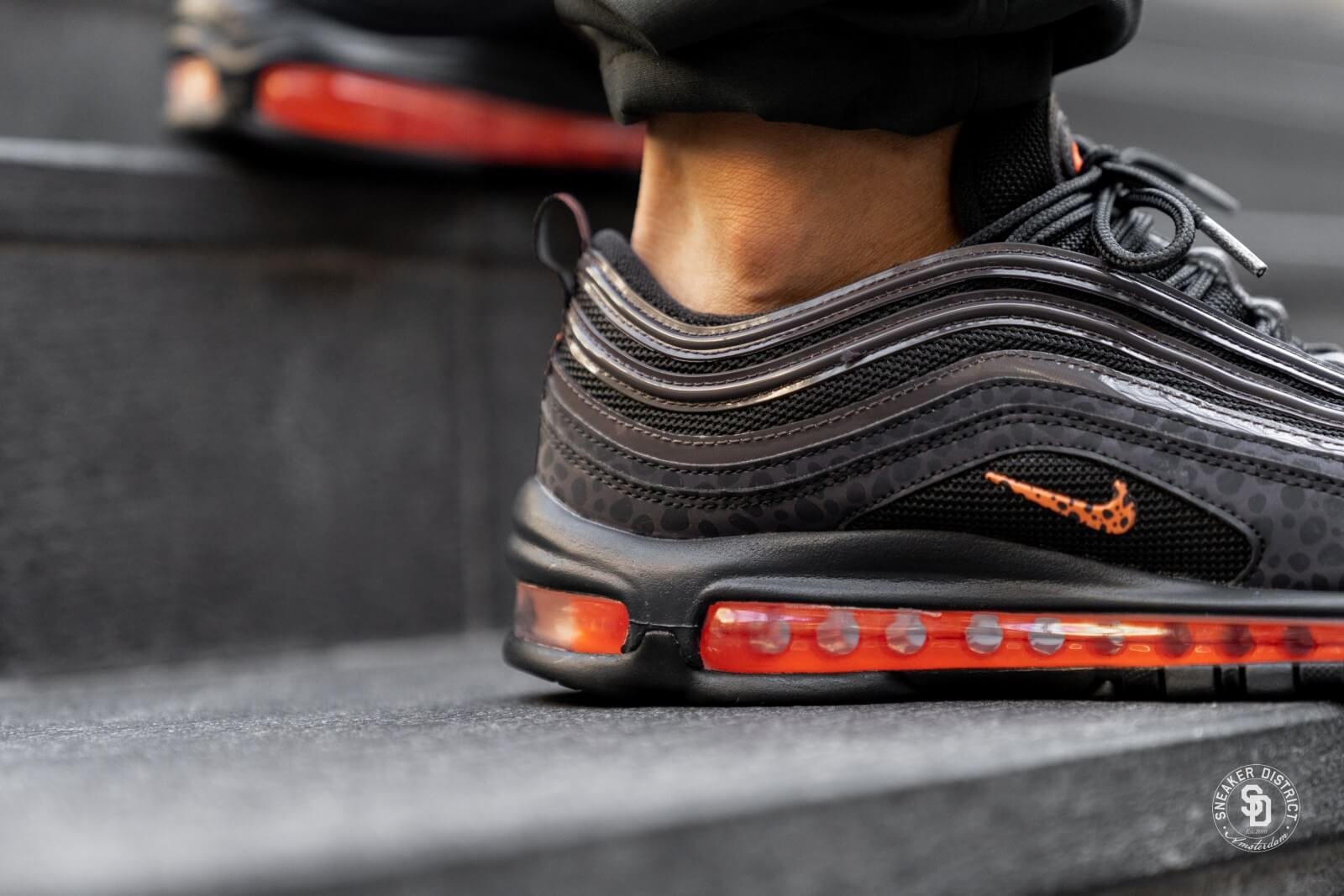 Nike Air Max 97 SE Reflective Off Noir