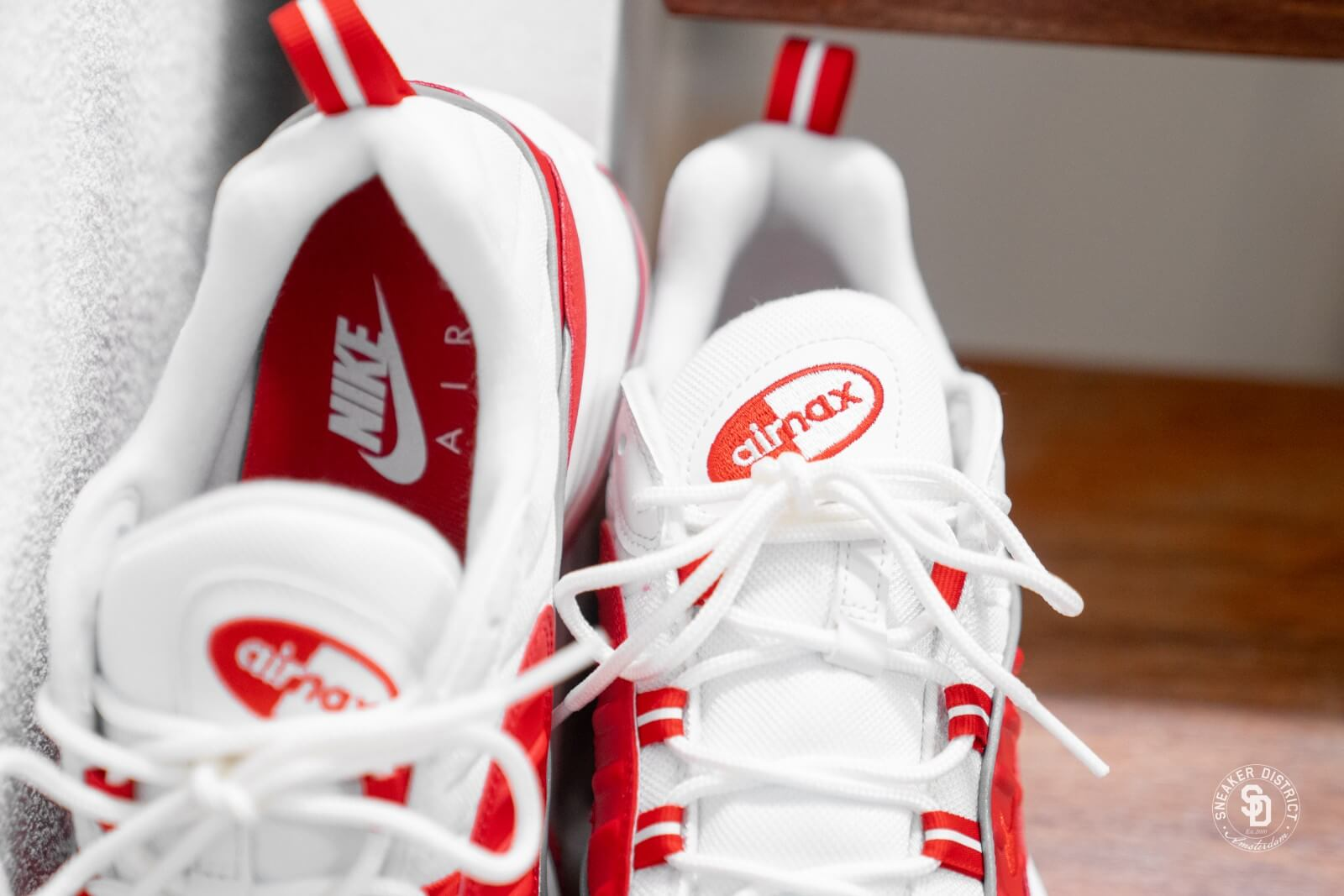 silbar solo Novio  Nike Air Max 98 University Red - 640744-602