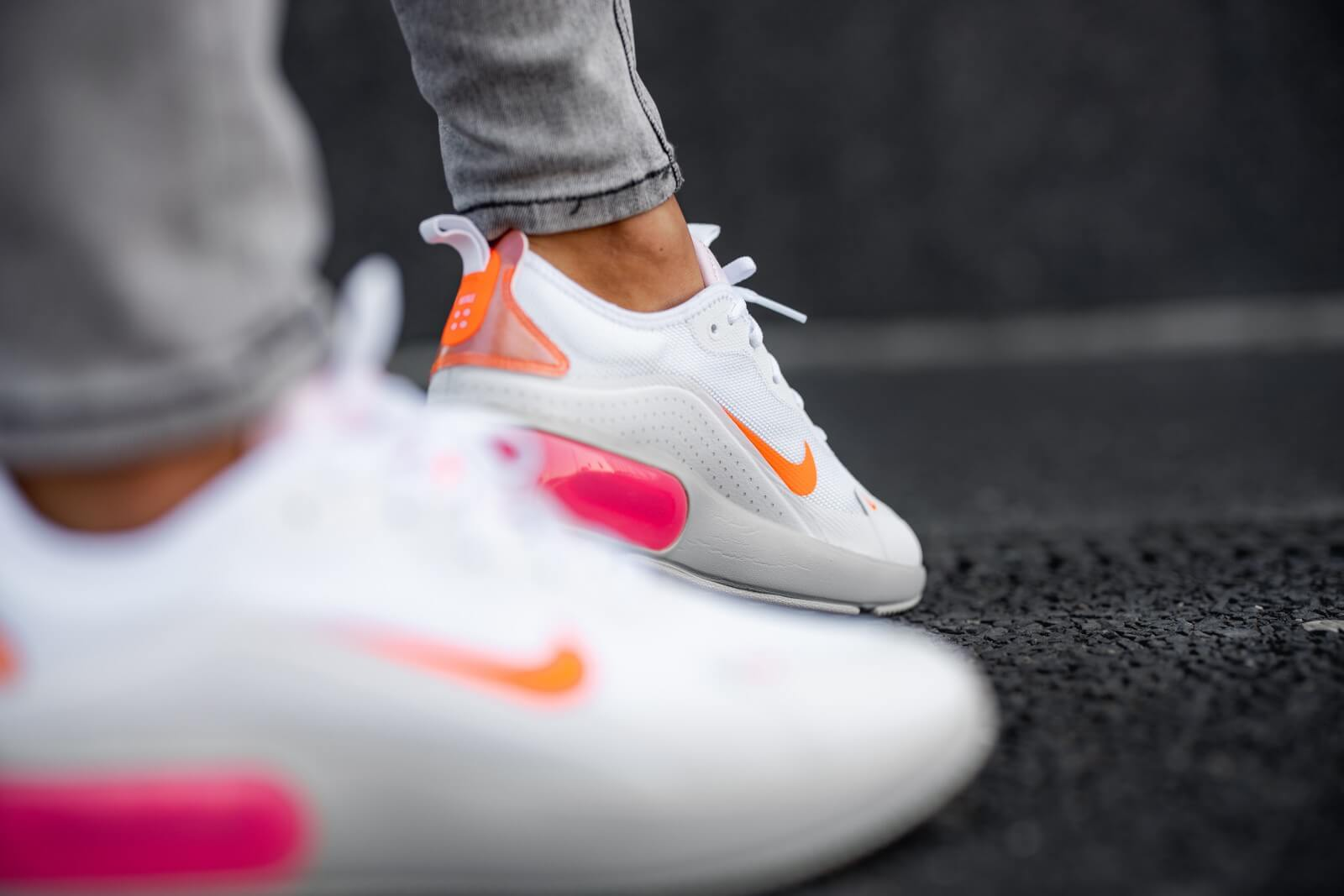 Nike Women S Air Max Dia White Pink Foam Hyper Crimson Cv3034 100
