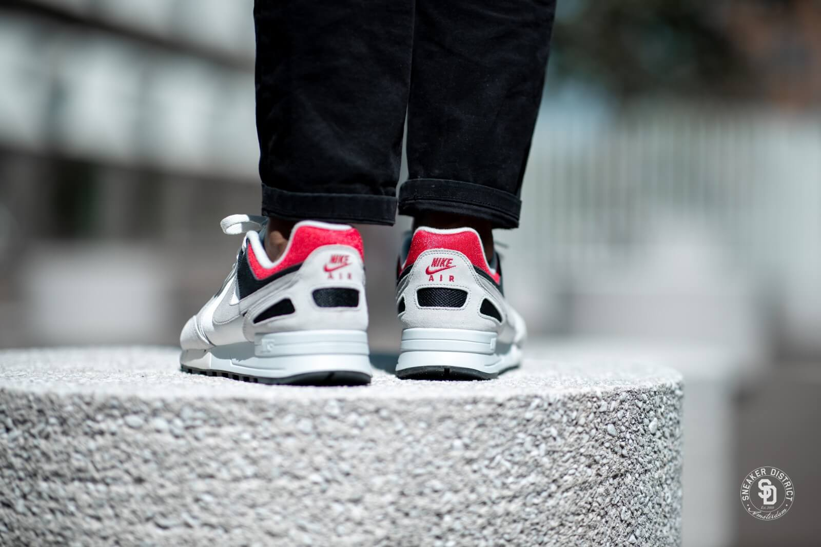Nike Air Pegasus '89 SE Swan/Medium Grey-Rose Coral