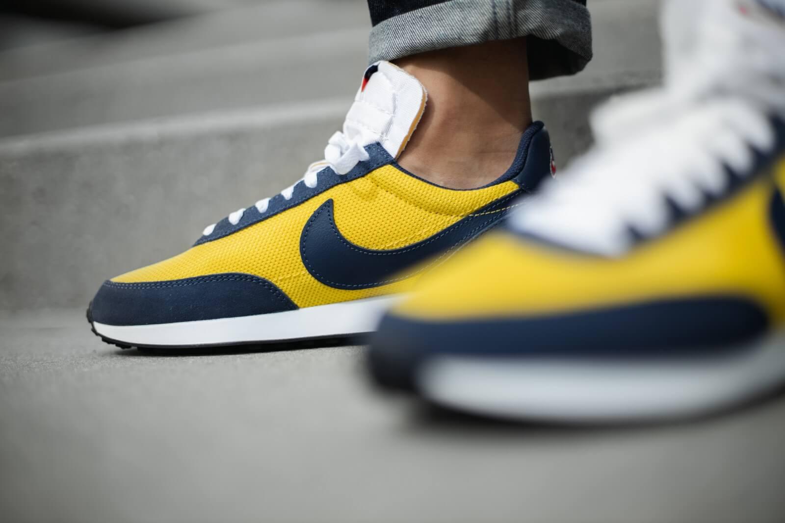 Nike Air Tailwind 79 Speed Yellow