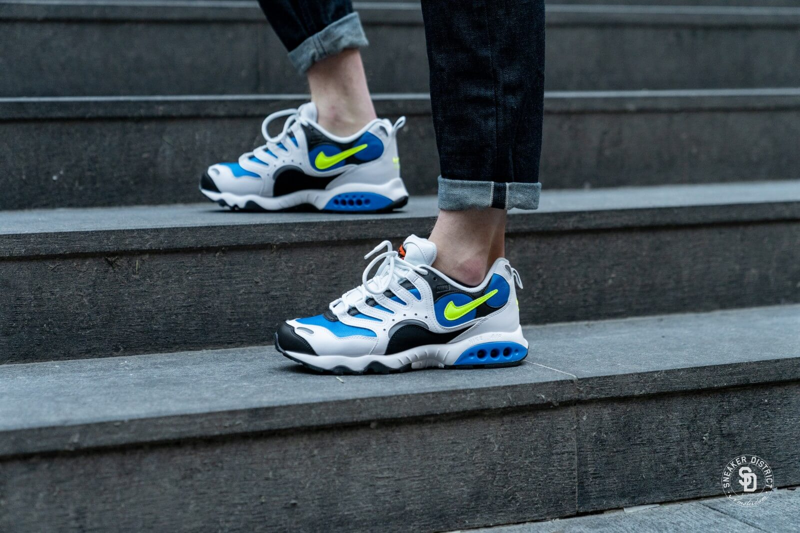 Nike Air Terra Humara '18 White/Volt