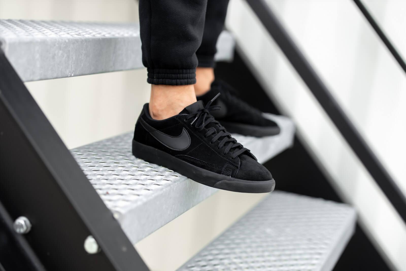 Nike Blazer Low LE Black - AQ3597-001