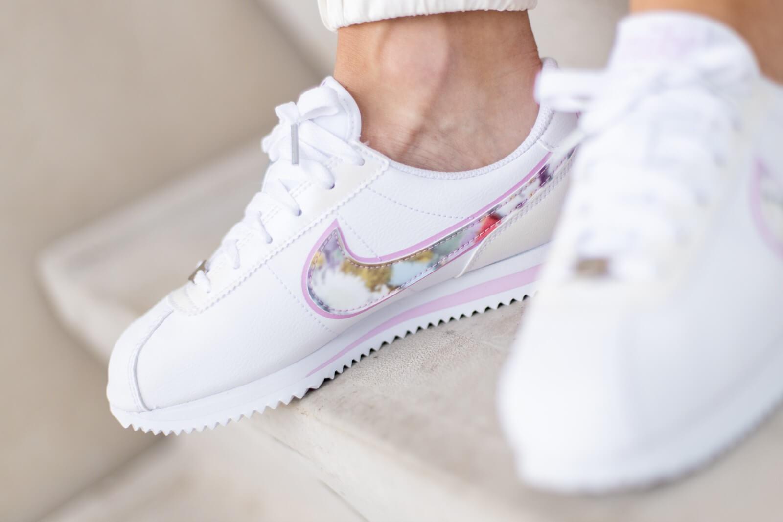 Nike Cortez Basic SL SE GS White/IT
