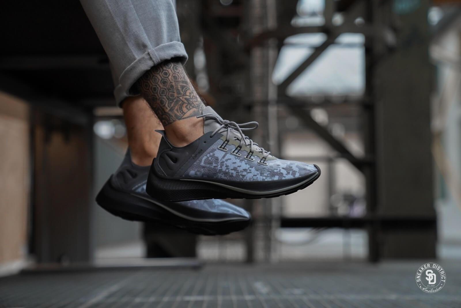 Nike EXP-X14 Dark Stucco/Black-Dark Grey - AR4211-001