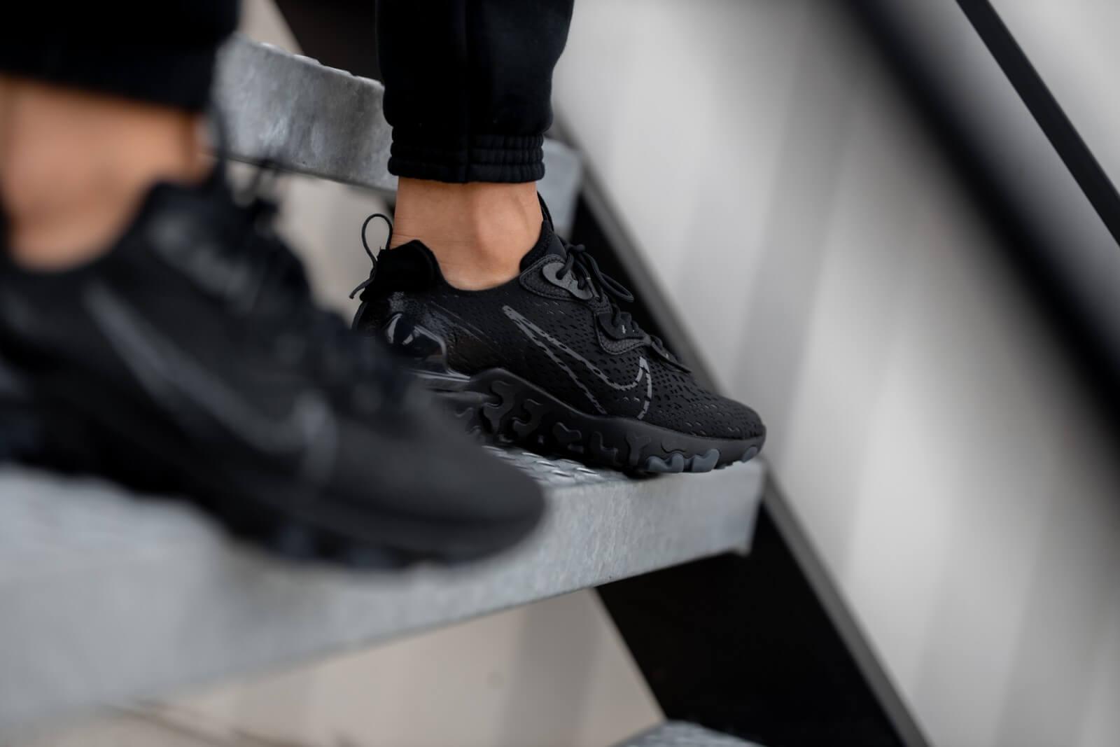 Nike React Vision Black/Anthracite