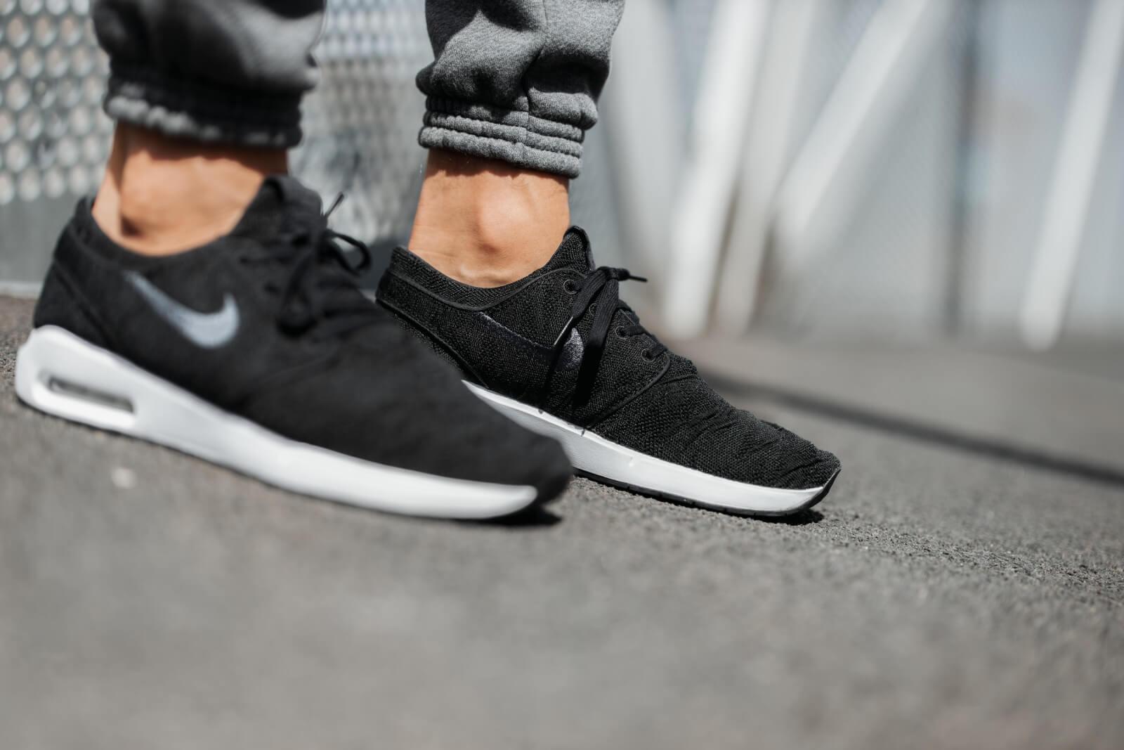 Nike SB Air Max Janoski 2 Black/Anthracite-White