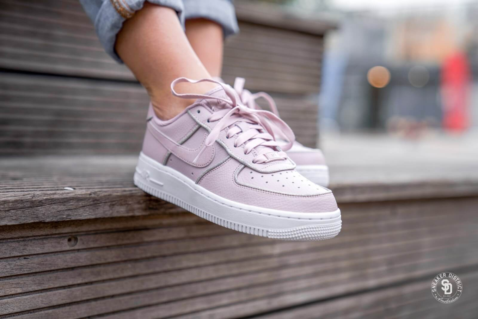 nike air force 1 rose