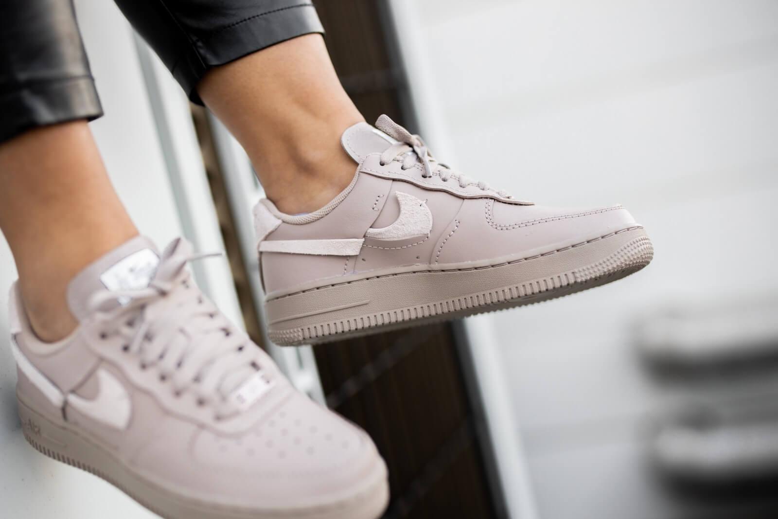 Nike Women's Air Force 1 LXX Malt/Platinum Violet