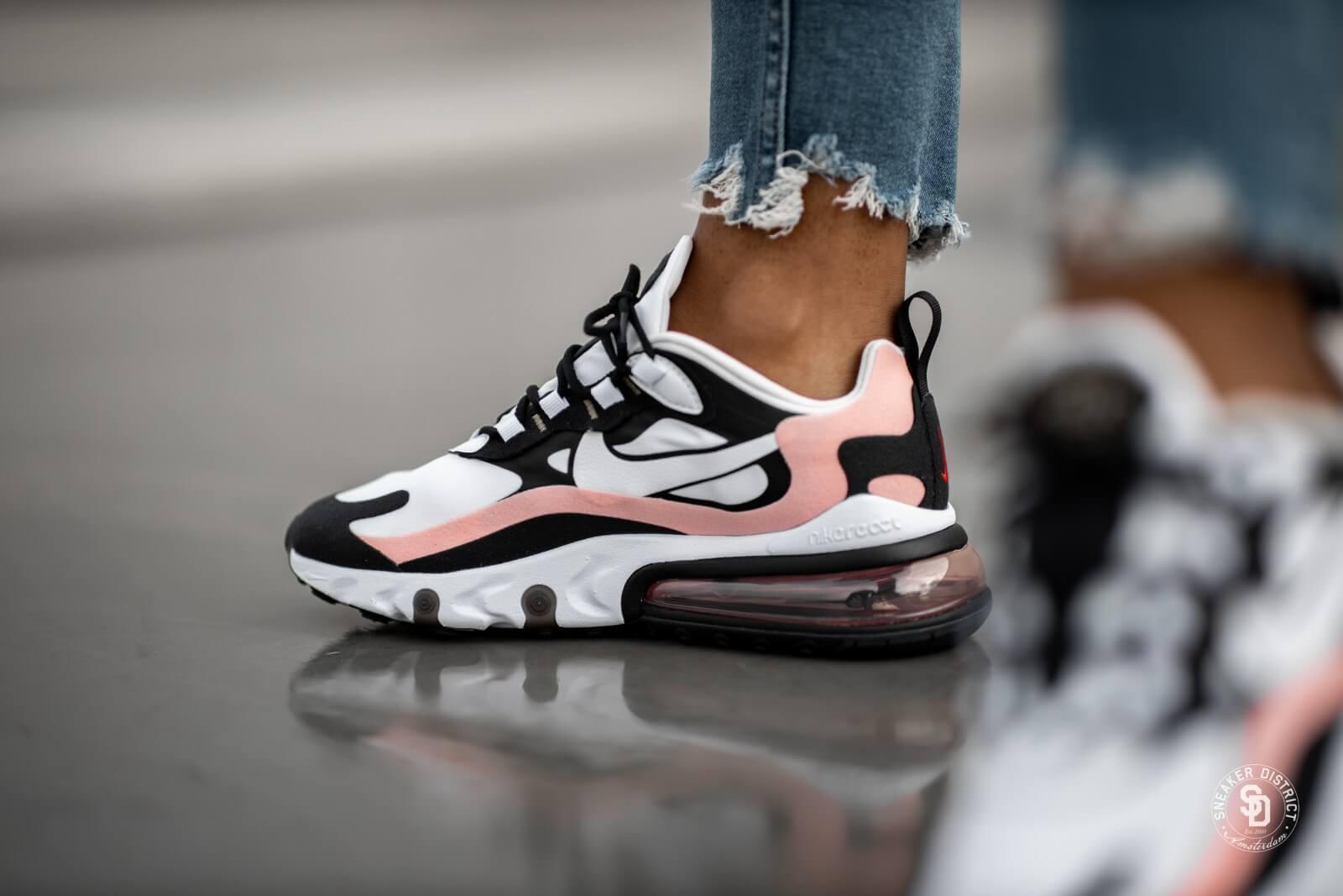 sneakers nike femme air max 270 react