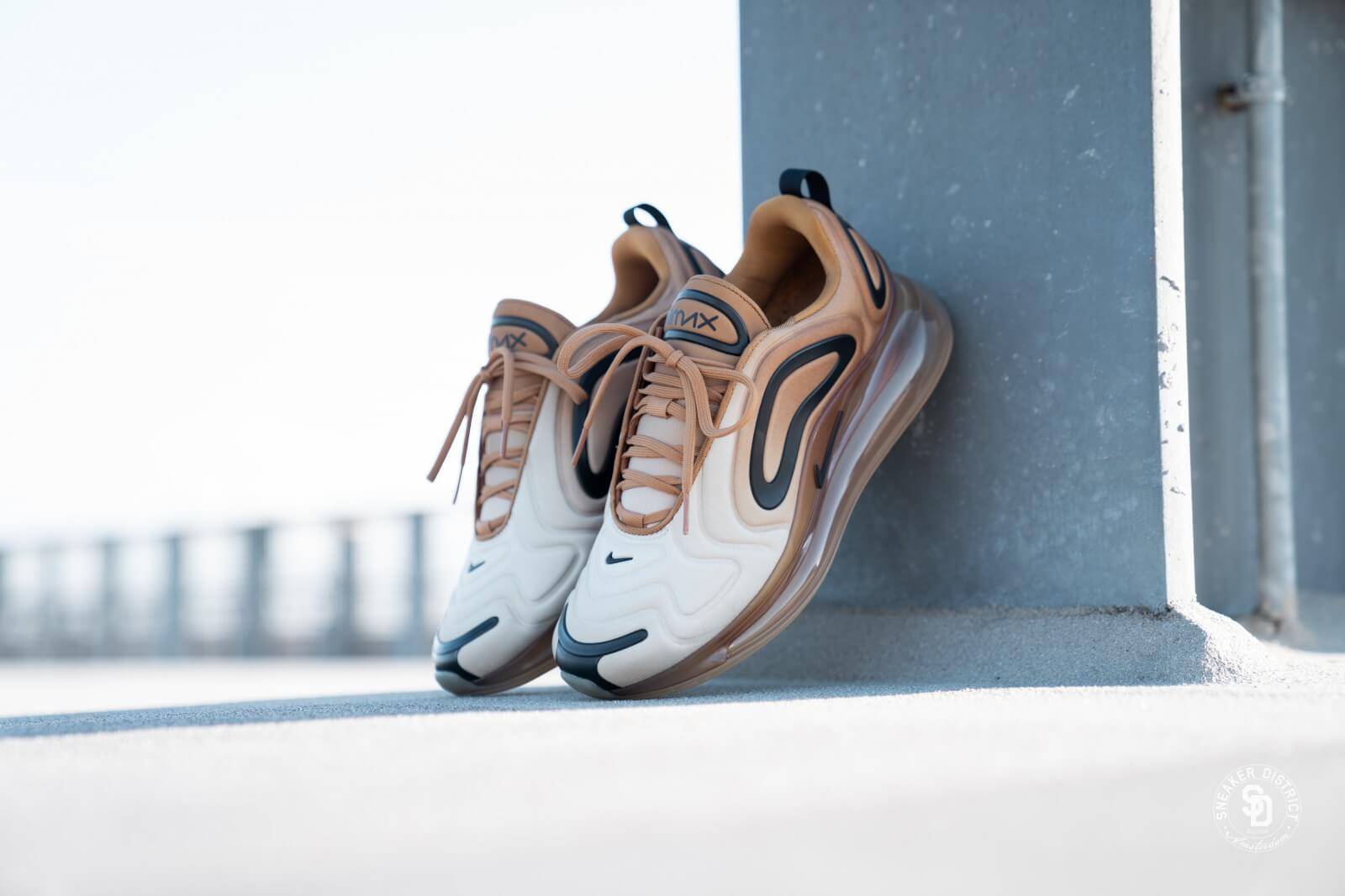 Nike Women's Air Max 720 Wheat/Black