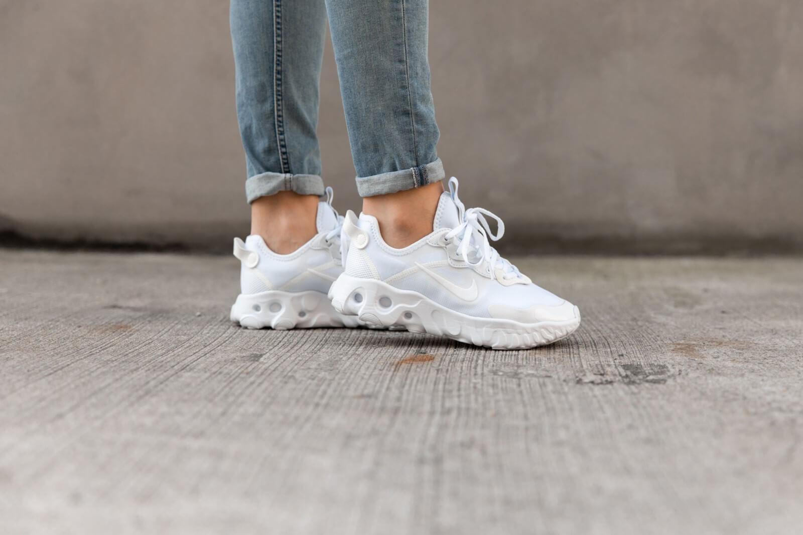 Nike Women's React art3mis White