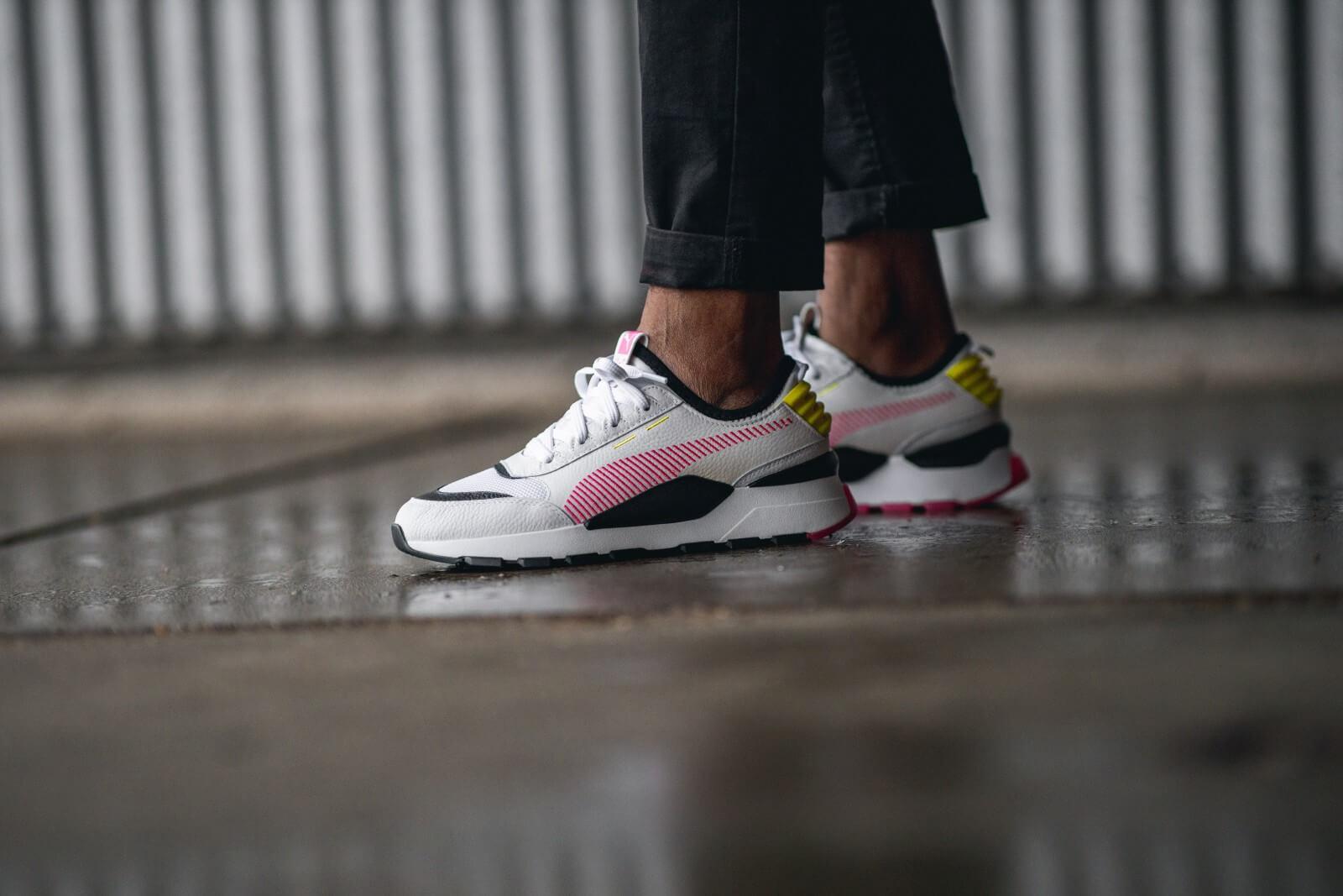 Witte Puma Sneakers Rs 0 Rein Wn's | Puma sneakers, Sneakers