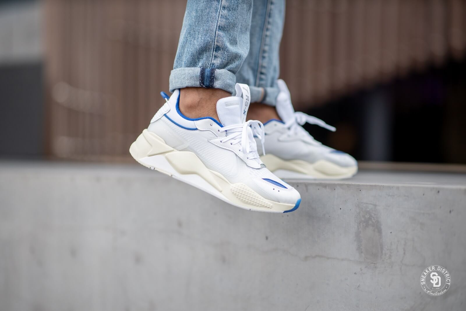 Puma RS-X Tech Puma White/Whisper White - 369329-03