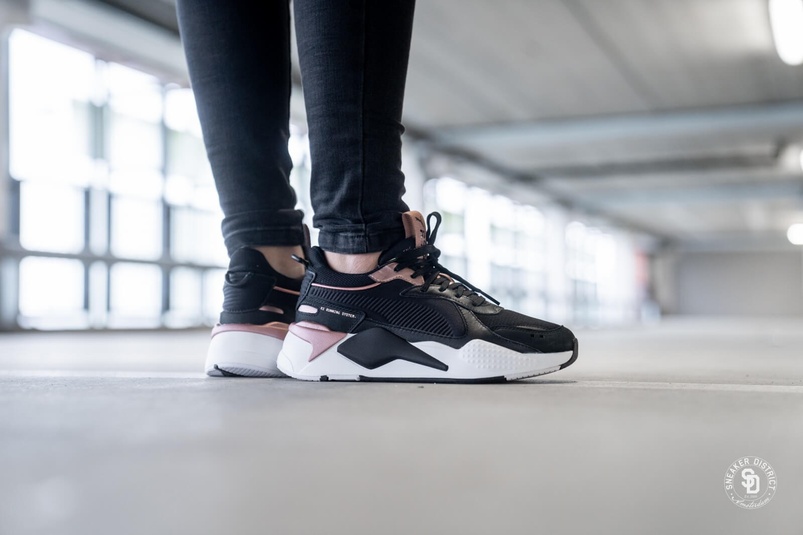 Puma RS X Trophy Puma BlackRose Gold 0369451 04