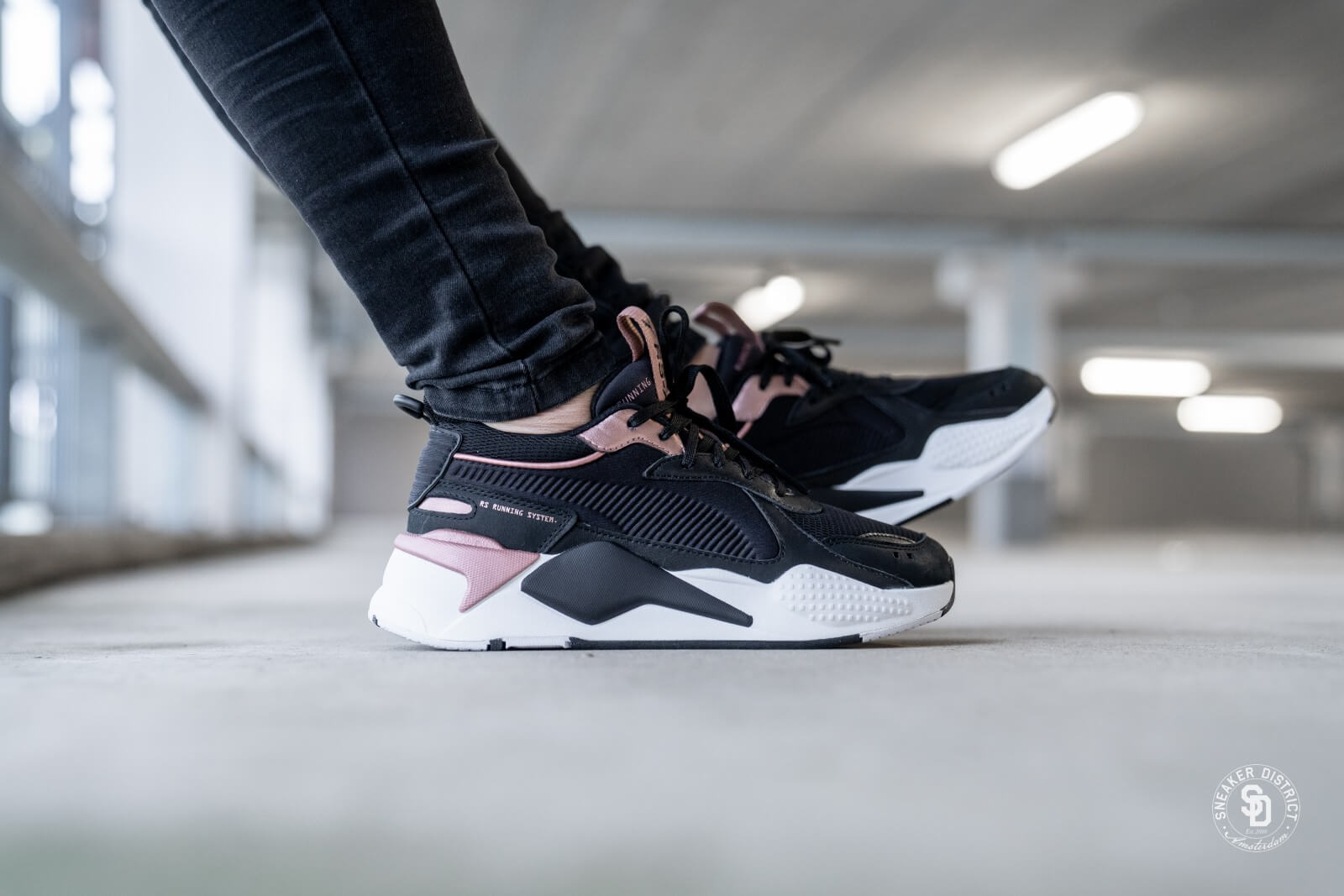 Puma RS-X Trophy Puma Black/Rose Gold - 0369451-04