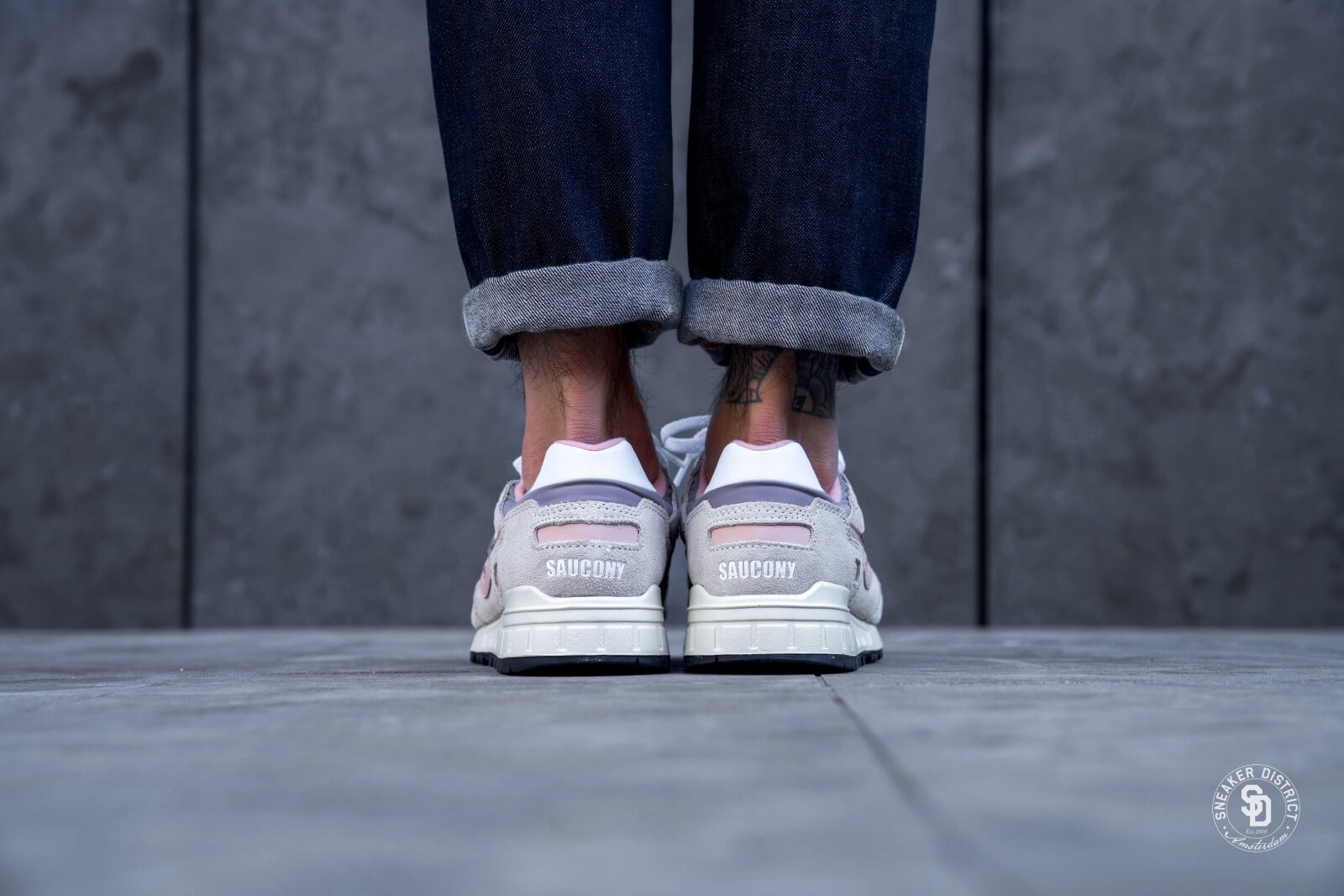 Saucony Shadow 5000 Vintage Off White