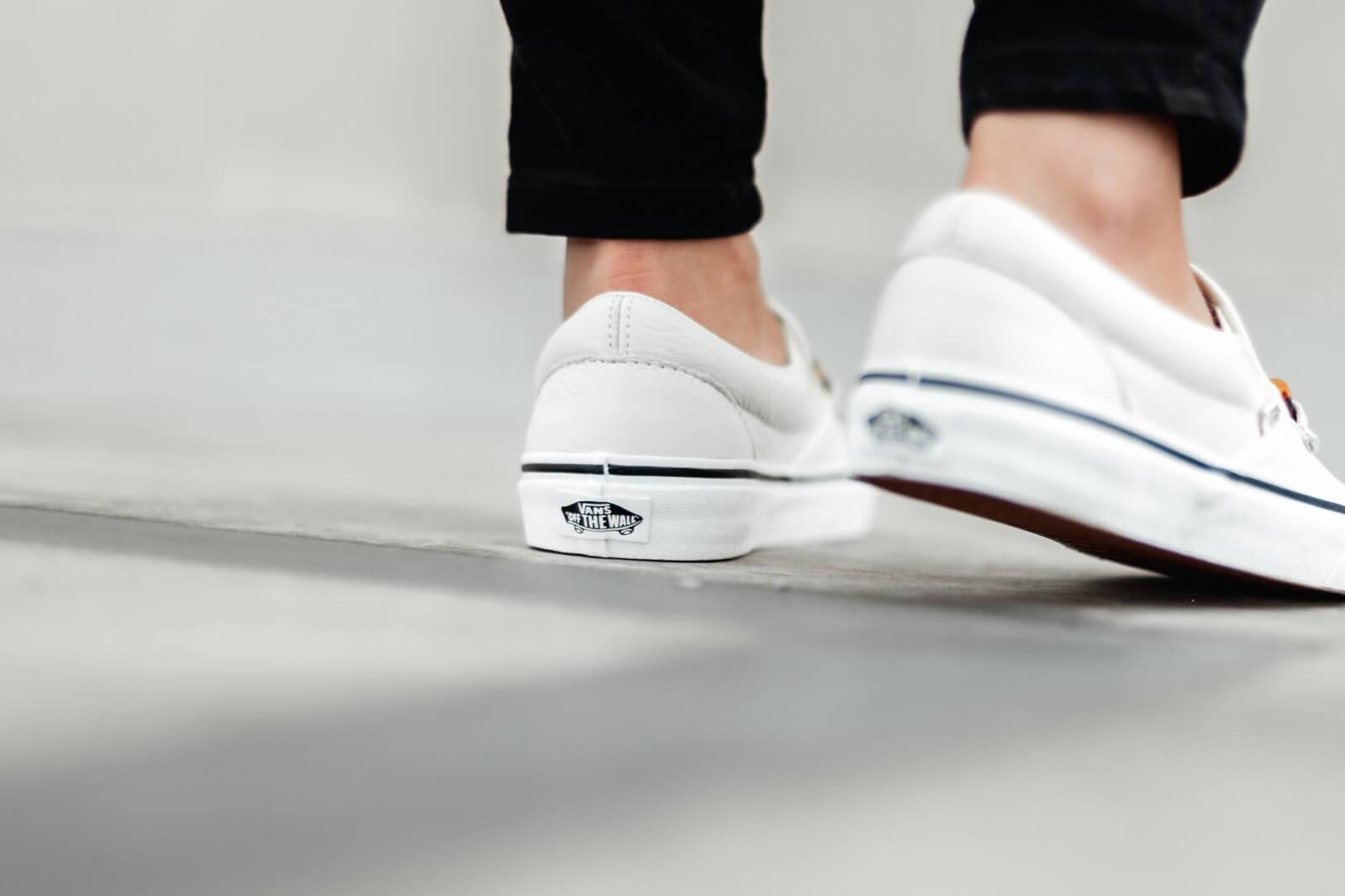Classic Slip-On Tort Classic White